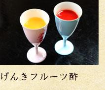 げんきフルーツ酢